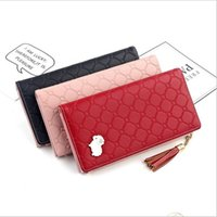 Wallets Fashion Women Ladies Leather Wallet Long Zip Purse Card Phone Holder Case Clutch Handbag