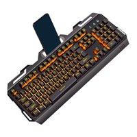 RGB USB 2.0 Backlit Professional 104 Keys Keyboard Mouse Combos Home Notebook Desktop Computer Latest Gaming Keyboards