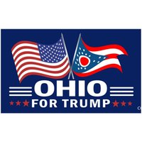 39 стилей 2024 Трамп баннеры Общая избирательная кампания Флаг Президент Президентские выборы Баннер Флаги 90 * 150см DHD11028