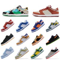 Classic Fashion SB Low Pro Casual Shoes Rubber Photon Street Hawker Chunky Orange Pearl Green Glow Coast Plum Black White Sports Trainers 36-45 high quality Sneakers