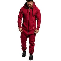 Men's Tracksuits Autumn Winter 2021 Brand Two Piece Sets Hooded Tracksuit Men Pants Jogging Suit Outfits Sportswear Running Sweatsuit Clothe