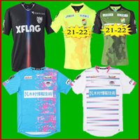 J1 League 2021 Tosu Sagan Futebol Jerseys 2122 Japão FC Tokyo Homens Futebol Camisa S-XXL