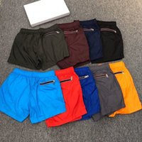 Mode Monclair Herren Shorts Luxus Designer Männer S Kurzsport Sommer Marke Trend Reine Atmungsaktive Kurzbekleidung Revers 001