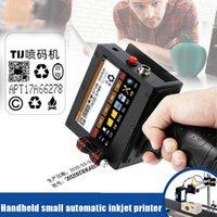 Impressora de jato de tinta portátil portátil Código de alta definição de secagem rápida Impressão QR em estoque Conjuntos de ferramentas de mão profissional