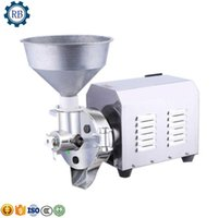 Procesadores de alimentos Molinillo de mantequilla de maní eléctrico Sésamo Making Machine Paste Extruser Maker para el hogar