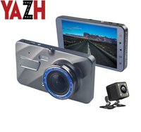 4'' HD 1080P Car Dvr Camera Driving Video Recorder Dash Night Vision G-sensor Black Box TV Parking Monitor DVRs