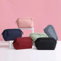 Cosmetic Bags & Cases Women Nylon Bag Bathroom Washing Pouch Cosmetics Finishing Storage Organizer Waterproof Toiletry Makeup