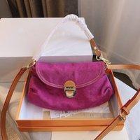 Designers denim original matières fourre-tout vintage luxurys sacs classiques sacs à main à aiguiser la série High High Crossbody Sacs Sacs Lowa