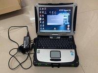 Outils de diagnostic Super MB Star C5 avec ordinateur portable CF-19 CPU 8G + EST V2021.06 Logiciel SSD pour SD Connect Support HHT