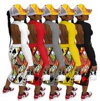 summer woman dresses S-3XL new fashions Design poker spades element long sleeve backless nightclub style long women dress T656