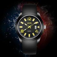 Saatı 2021 Addies Est Erkek Saatler Moda Rahat Su Geçirmez Aydınlık Spor Business Digratwatch