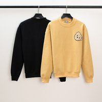 Sweats à capuche de broderie Mens Palm Sweat-shirt Teddy Ours Terry Explosion Pull Sweater Style Femmes Angels Streetwear Ronde Col Cou Sweatshirts