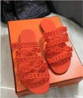 Design Nombre Slippers Sandalias para mujer Sandalias de goma Calcetines planos Partido de pie Partido Boda Al aire libre Cortador bajo
