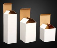 20oz 스키니 텀블러 포장 상자 다양 한 모델 사용자 정의 신속한 상품 많은 크기에 대 한 흰색 접이식 상자 사용자 정의 컵 포장