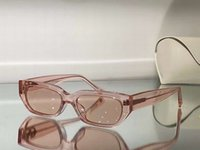 Прямоугольные солнцезащитные очки 4080 розовые флуо Trasparent Soleil Gafas Oculos Так женские мода Солнцезащитные очки UV400 Защита с коробкой
