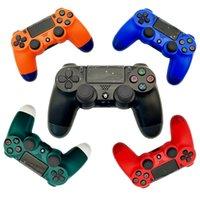 Contrôleur de jeu sans fil Joystick Joypad Wireless Remote Controller GamePad pour PS4 Sony PlayStation Controller Drop Ship