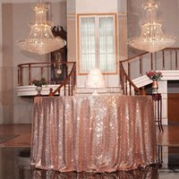 Table Cloth 30*200cm Sparkly Sequin Fabric Tablecloth Backdrop Wedding Party Decor Sequined Embroidered