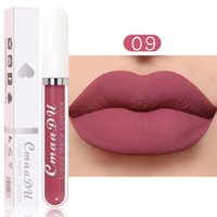cmaadu 18 colores mate terciopelo labios brillo de labios líquido desnudo impermeable duradera nonstick taza lipgloss maquillaje sexy labios tinte glase dhl