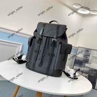 حقيبة الظهر حقيبة الظهر Mochila جلد الرجال الأزياء Bookbag Mochilas 2021 Whosale Hotsale متعدد الوظائف أكياس سعة كبيرة شارع عارضة حقيبة مدرسية نمط