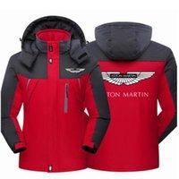 الشتاء أستون مارتن ملابس رجالية الصوف ماء جاكيتات رشاقته يتأهل zippe جودة عالية أبلى 4 دراجة نارية الملابس