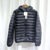 2021 молния с капюшоном мужской куртки зимние мужчины Parka куртка толстые теплые сплошные цвета мужские пальто мягкие пальто верхней одежды Windreakers Parkas