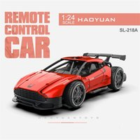 RC Cars Radio Control 2.4G 4CH Race Toys for Children 1:24 High Speed Electric Mini Rc Drift Driving Kids' Gift