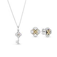 2021 Весенняя Мода Изысканная Страсть Цветок Ожерелье Набор высококачественных оригинальных Ювелирных Изделий для дам Сладкие подарки