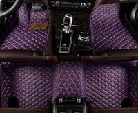 Custom Car floor mats for bmw e46 e36 e60 x5 e70 e34 e39 e90 f10 f20 f30 x1 e53 e87 carpet alfombra