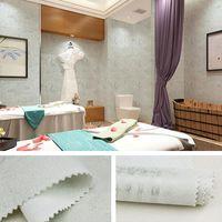 Wallpapers modernos impermeabile 3D wallpaper tecido sem costura têxtil wallcovering quarto sala de estar tv fundo decoração parede tinta w10