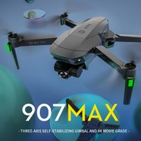 Drones SG907 MAX GPS Drone 4K Profesional Camera 5G WiFi With 3-Axis Gimbal Foldable Brushless Motor Quadcopter