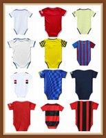 20 21 22 Bebé 2021 2022 Jerseys de fútbol 6-18 meses Fútbol Crawling Jersey M-u BB Genius