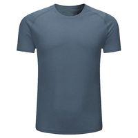 107-Men Wonen 키즈 테니스 셔츠 스포츠웨어 트레이닝 폴리 에스터 화이트 블랙 블루 회색 Jersesy S-XXL 야외 의류