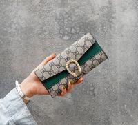 12 Farben Frau Brieftaschen Lange Mode Große Band Karteninhaber Geldbörsen für Männer