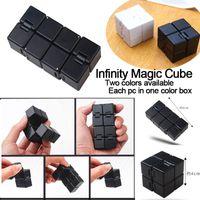 AntiStress Infinite Magic Cube Toy Infinity Office Flip Cubic Cubic Cubical Puzzle Reverever Autism Relax Hidget для взрослых