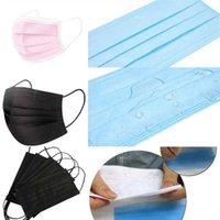 Maschera viso Beauty Filterfa Mask Maschera Protettiva Layer Designer Designer Maschere per adulti Moda Non per bambini