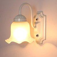 Konesky portable haute luminosité chambre salon couloir couloir couloir E27 lampe murale de chevet lumière décorative 1pc lampes