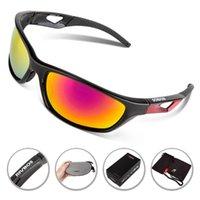 남성용 남성용 안경을 운전하는 유니섹스 편광 선글라스 TR90 깨지지 않는 프레임 고글 스타일 가파스 드 Sol Ciclismo