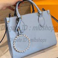 Moda Mulheres L Luxurys Crossbody Designers Handbag Senhoras Sacos de Ombro Bolsa de Top Quality Bolsas Impressão Embossed Pequeno Shopping Handle Bag 2021 mais popular