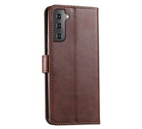 phone case Leather Wallet Case Retro Flip Stand Cell Phone Credit Card Slots For Samsung S21 plus S20 ultra S10 Lite Note 20 ultra