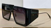 Neue Modedesign Sonnenbrille Solar S1U Großer Quadrat Rahmen Sommer Trendy Stile Einfache und vielseitige Outdoor UV400 Schutzbrille Top Qualität
