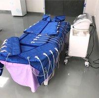 Дальнее инфракрасная сауна лимфатическая дренаж для похудения машины обертывают одеяло прессотерапия для веса тела