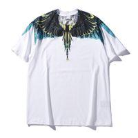 Freier Transport von hochwertigen Baumwoll-T-Shirts Sommer, 2021, europäisch amerikanisches kurzärmliges T-Shirt Mode und lässig gedruckt M0300