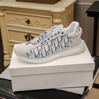 40٪ خصم Luxurys الأحذية عارضة للرجال النسائية الأزياء ايس ماركة مصممين رياضة جلدية زائد الحجم خارج دروبشيب مصنع اون لاين بيع مربع ترتيب الأصلي