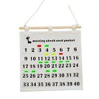 Storage Boxes & Bins Kindergarten Fabric Card Holder Wall Decor Minimalist Indoor Organizer Hanging Bag Universal Durable Mini Pocket Office