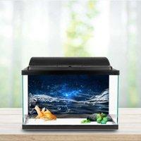 Decorations Style PVC Adhesive Aquarium Fish Tank Background Poster Backdrop Decoration Paper