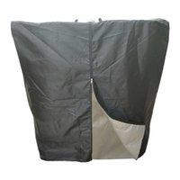 Copertura impermeabile per stoccaggio Secchio serbatoio Protettivo 1000L IBC Ton Barrel Dust Polvere all'aperto X0707