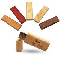 High speed 2.0 Wooden bamboo maple USB flash drive pen drivers wood pendrive 4GB 8GB 16GB 32GB