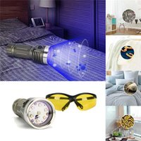 Astrolux MF01 Mini-UVC 7x UVC + UVA Lamp Disinfection GermiciDal Flashlight UV ультрафиолетовые бактериальные клещи чистые горелки T200723