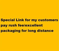 hot-wind Special Link for my customers pay rush fee  excellent packaging for long distance