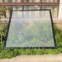 Прозрачная водонепроницаемая крышка брезентовой пылезащитный дождя